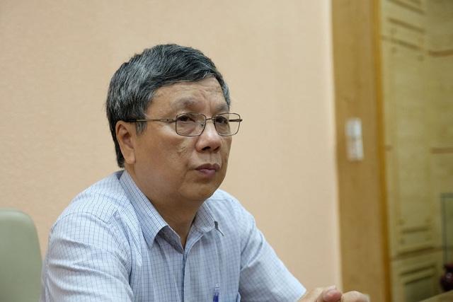 GS.TS Nguyễn Gia Bình, nguyên Trưởng khoa Hồi sức tích cực, Bệnh viện Bạch Mai (Hà Nội). (Nguồn: internet)