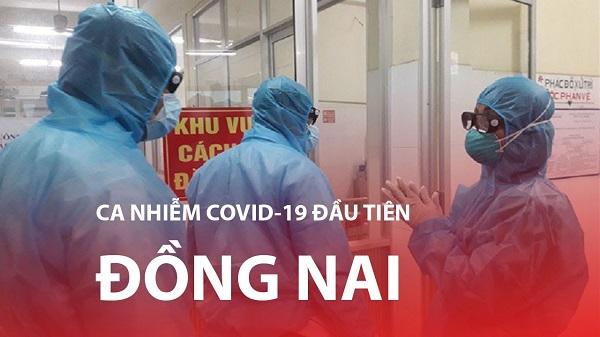Người đầu tiên ở Đồng Nai có kết quả lần 2 dương tính với SARS-CoV-2