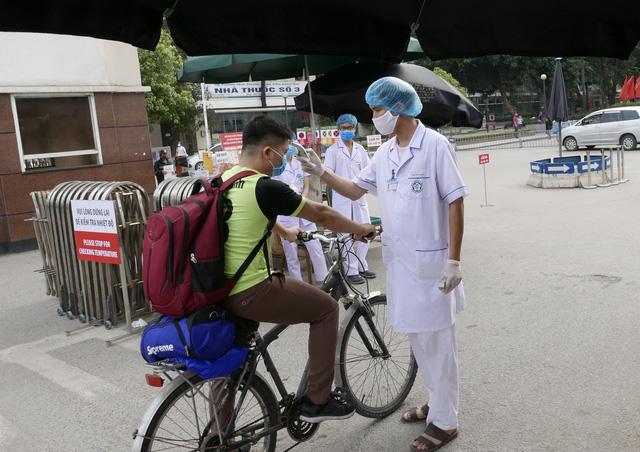 Chiều 2/8, Việt Nam ghi nhận thêm 30 ca dương tính SARS-COV-2