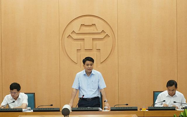 Chủ tịch Hà Nội: Khả năng còn người nhiễm COVID-19 nhưng chưa có triệu chứng