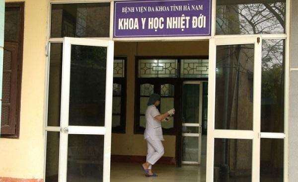 Lịch trình đi lại của bệnh nhân ở Hà Nam tương đối phức tạp