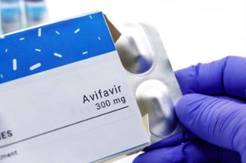 Thuốc chống Covid-19 - Avifavir