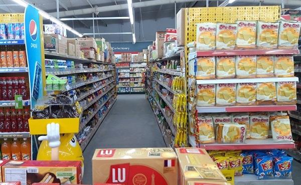 Nhiều chương trình khuyến mại cho đồ uống và thực phẩm ăn liền