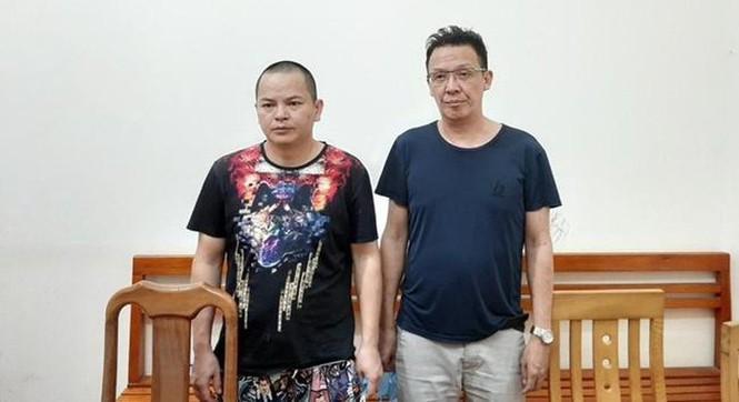 2 đối tượng nhập cảnh trái phép vào Việt Nam