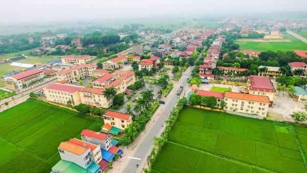 Huyện Tam Dương đạt được nhiều thành tựu phát triển theo hướng công nghiệp hóa, hiện đại hóa.