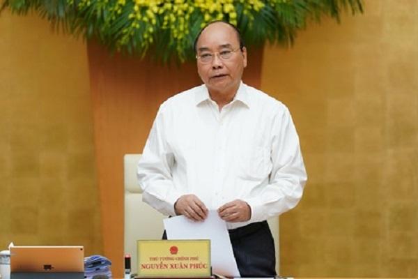 Thủ tướng Nguyễn Xuân phúc gửi thư khen, động viên các chiến sĩ áo trắng