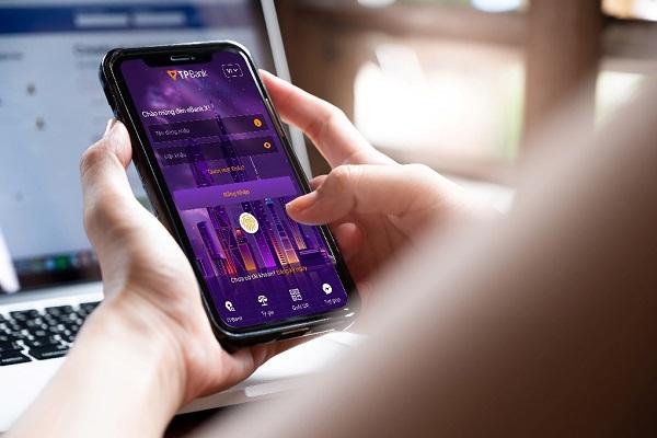 Mở tài khoản và sử dụng được ngay chỉ sau vài phút với app TPBank