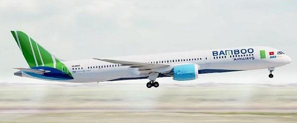 Bamboo Airways đứng đầu về tỷ lệ số chuyến bay đúng giờ nhất toàn ngành