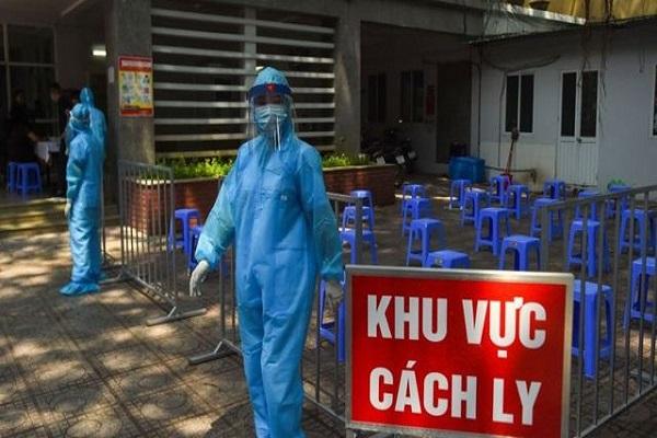 2 ca mắc Covid-19 đầu tiên tại Quảng Trị đã được cách ly, điều trị tại Bệnh viện Lao và các bệnh Phổi Quảng Trị