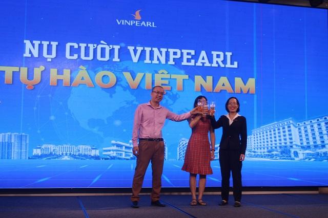 Lãnh đạo BDT giao lưu với lãnh đạo VinPearl tại Quảng Bình
