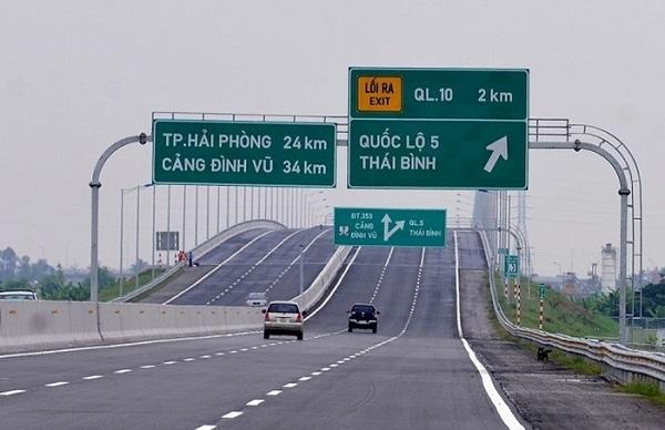 Từ ngày 11/8, triển khai thu phí không dừng tại đường cao tốc Hà Nội - Hải Phòng