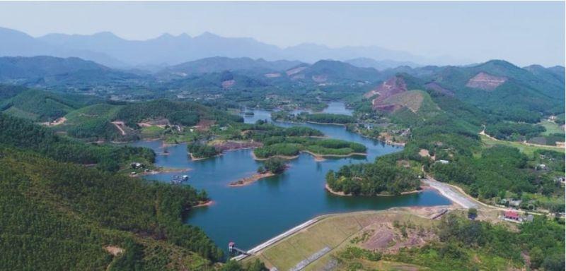 Hồ Ghềng Chè, Xã Bình Sơn, T.P Sông Công