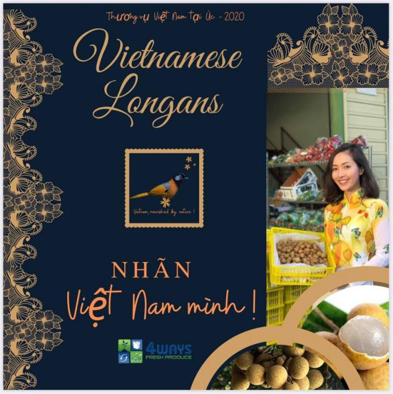 """Chương trình """"Nhãn Việt Nam mình!"""" tại Úc"""