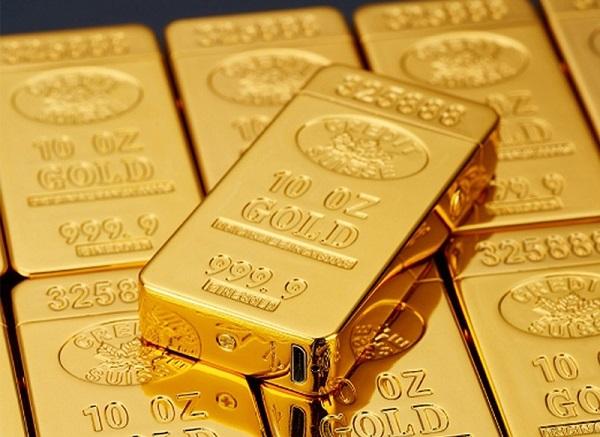Sau một tuần tăng sốc, vàng bất ngờ lao dốc mạnh