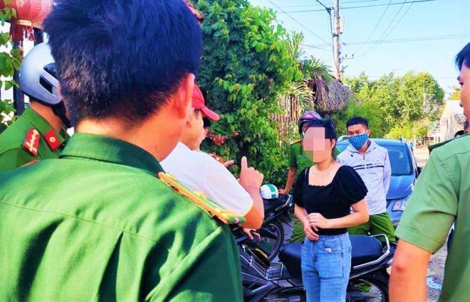 Một người Trung Quốc bị phát hiện nhập cảnh trái phép