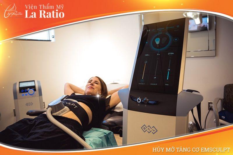 Một số thiết bị y tế tại Thẩm mỹ La Ratio
