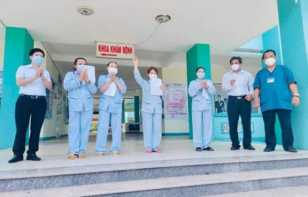 4 bệnh nhân được Bệnh viện Phổi Đà Nẵng công bố chữa trị khỏi bệnh