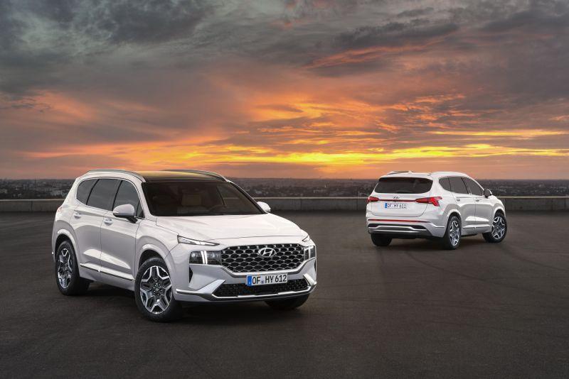 Hầu hết phiên bản 2021 của các dòng xe Hyundai đều được nâng cấp dựa trên phiên bản cũ