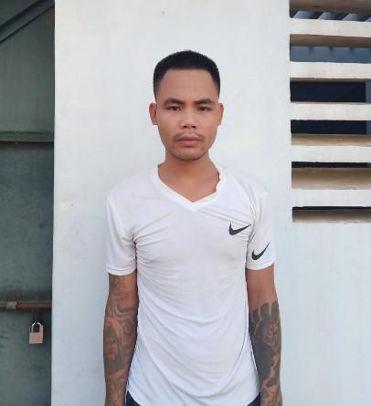 Nguyễn Văn Tiến bị bắt giữ sau 3 giờ gây án