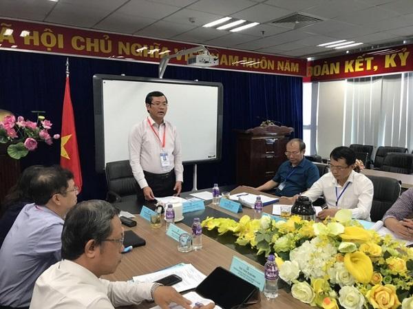 Thứ trưởng Bộ GD&ĐT Nguyễn Văn Phúc làm việc với Sở GD&ĐT Tỉnh Bình Dương ngày 10/8