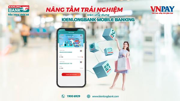 Từ ngày 6/8/2020, Kienlongbank Mobile Banking tích hợp thêm hàng loạt các tính năng mới, an toàn và tiện ích