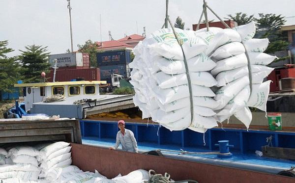 Việt Nam xuất khẩu gần 4 triệu tấn gạo trong 7 tháng