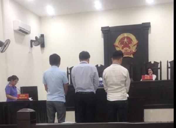 Tổng cộng hình phạt cho các đối tượng trong vụ án này là hơn 6 năm tù