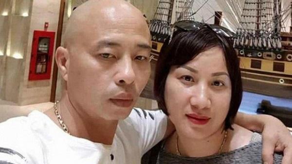 Vợ chồng Đường Nhuệ (Nguyễn Xuân Đường và Nguyễn Thị Dương)