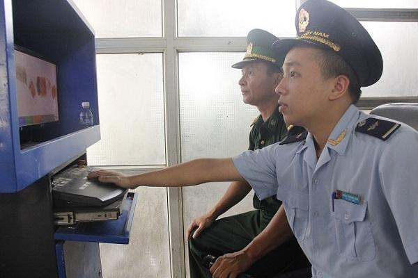 Hải quan Hà Tĩnh kiểm tra thông quan; tăng cường công tác phòng chống tội phạm gian lận thương mại, buôn lậu
