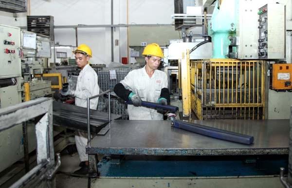 Tỉnh đang tập trung nhiều giài pháp thúc đẩy công nghiệp hỗ trợ phát triển
