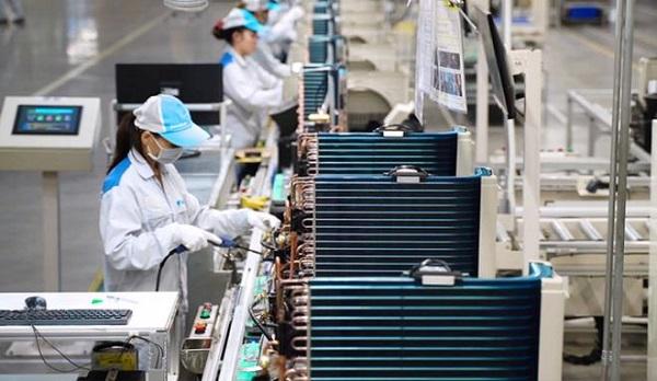 Nhà máy sản xuất điều hòa của thương hiệu Nhật Bản tại Việt Nam. (Ảnh: Daikin)
