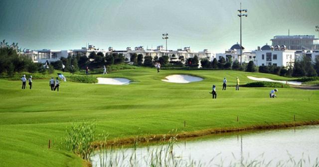 Giải golf Bamboo Airways 2 Years Take Off 2020 tổ chức tại Sầm Sơn