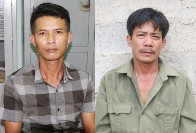 2 đối tượng trong vụ án thu gần 500kg thuốc nổ, đầu đạn