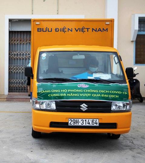 Chuyến xe nghĩa tình của thương hiệu HUDA mang 3000 phần quà đến các tỉnh miền Trung