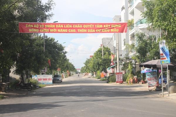 Xã Liên Châu, huyện Yên Lạc điển hình xây dựng nông thôn mới nâng cao