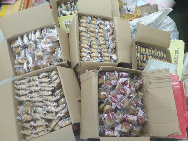 Kinh doanh bánh Trung thu không rõ nguồn gốc, đối tượng bị xử phạt gần 30 triệu đồng