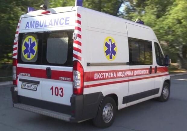 Các xe cứu thương tại thành phố Kharkov (Ukraina) được trang bị máy thở VFS-510 do Vingroup sản xuất
