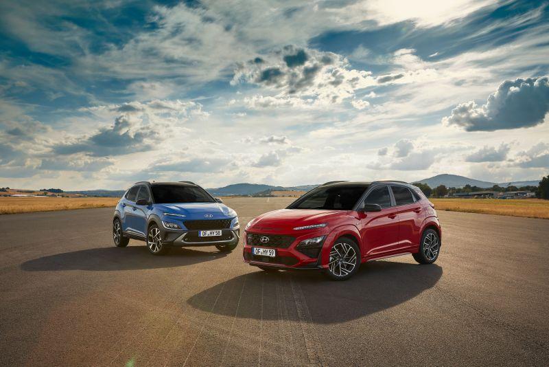 Hyundai Kona 2021 được cung cấp một loạt động cơ mới