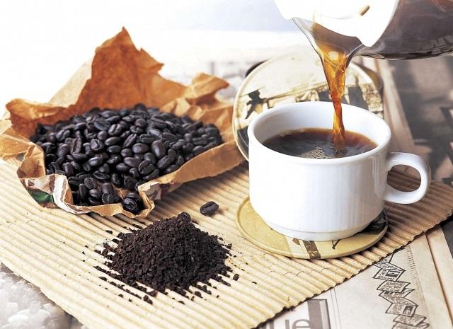 Cà phê tăng 500 đồng/kg