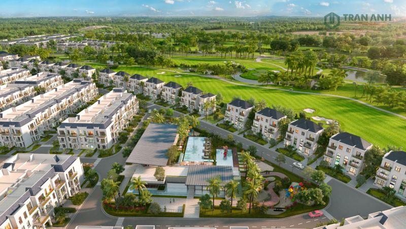 West Lakes Golf & Villas – Dự án đang có hấp lực tốt tại thị trường Long An