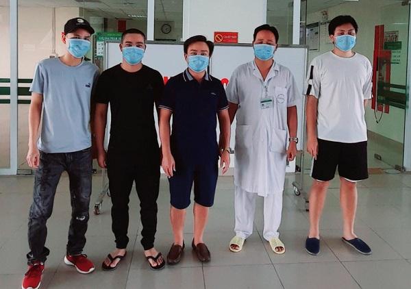 4 bệnh nhân Covid-19 tại Hà Nội khỏi bệnh