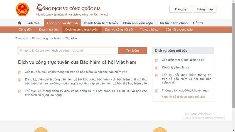Các dịch vụ công của BHXH Việt Nam đã đem lại nhiều tiện ích cho người dân và doanh nghiệp