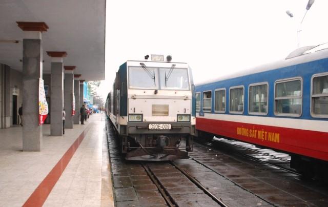 Đường sắt chạy lại đôi tàu khách Thống nhất đẳng cấp cao SE3/SE4 từ 11/9