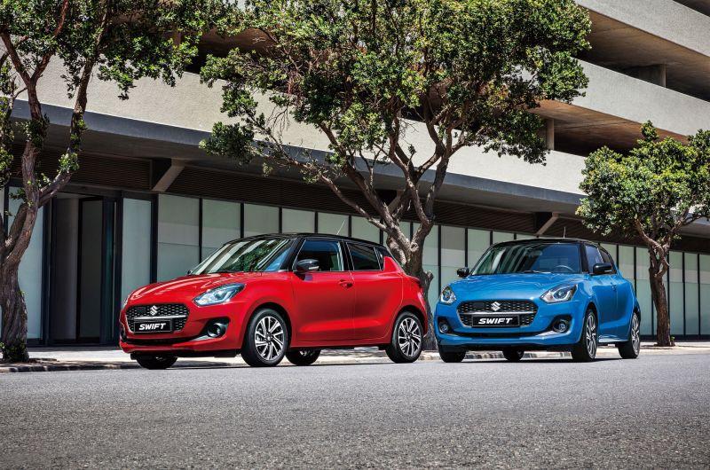 Tại thị trường Việt Nam, Suzuki Swift là đối thủ của mẫu VinFast Fadil, Toyota Wigo và Hyundai Grand i10 và Honda Brio