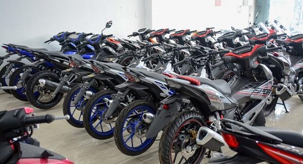Nửa đầu năm 2020, sức mua xe máy tại Đông Nam Á giảm 33%