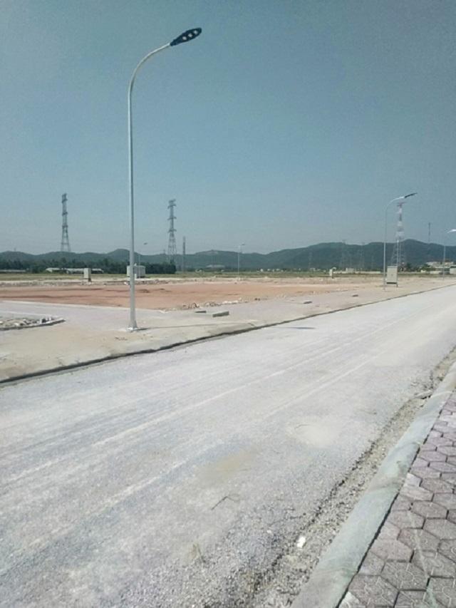 Khu TĐC phục vụ GPMB dự án đường cao tốc Bắc - Nam qua địa bàn TX Nghi Sơn đã cơ bản hoàn thành