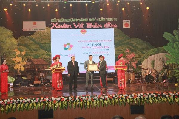 Công ty CP Synot Asean là nhà tài trợ chính Chương trình