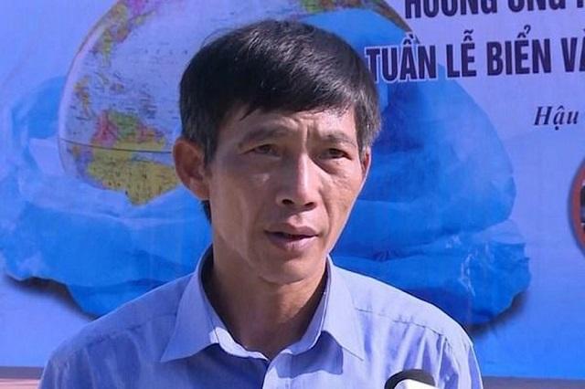 Ông Nguyễn Văn Long.