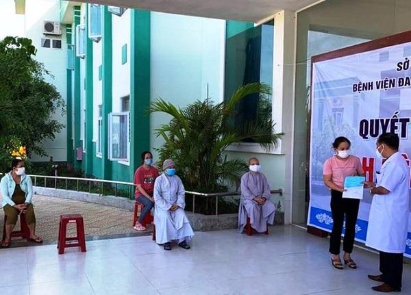 2 ca COVID-19 tái dương tính sau khi xuất viện tại Quảng Nam