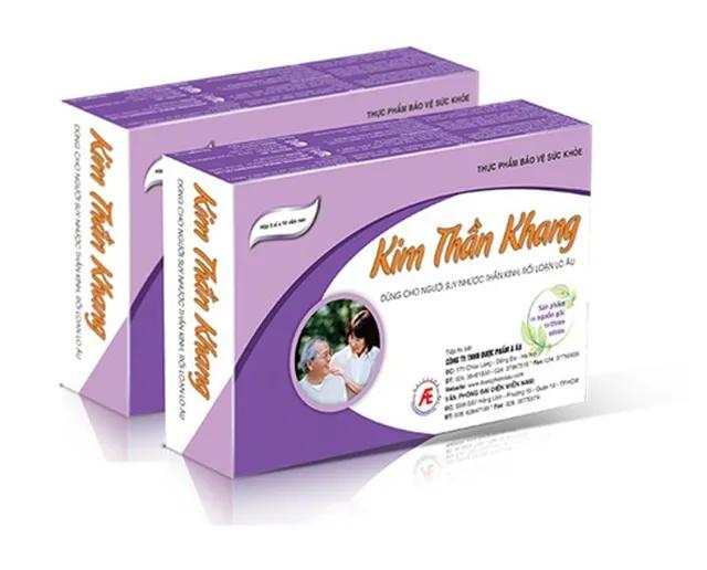 Kim Thần Khang - Công thức thảo dược cho người trầm cảm